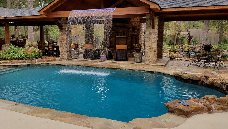 kingwood pool construction